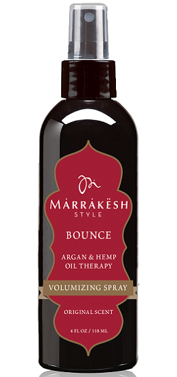 Спрей для объема Bounce Volumizing Spray от Marrakesh