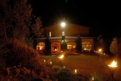 Дома звезд: вилла Стинга в Тоскане | галерея [1] фото [3]