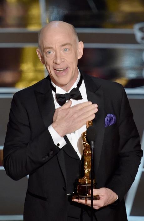 Обладателем Оскара-2015 за лучшую мужскую роль второго плана стал Дж.К. Симмонс
