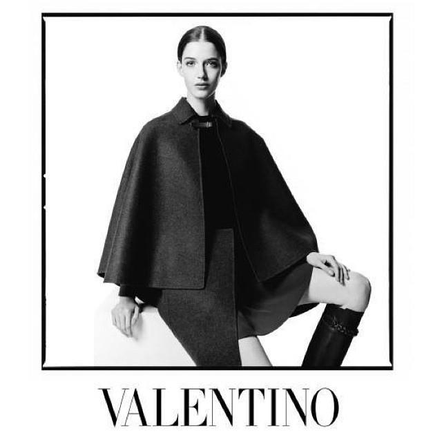 Рекламная кампания Valentino осень-зима 2014-15