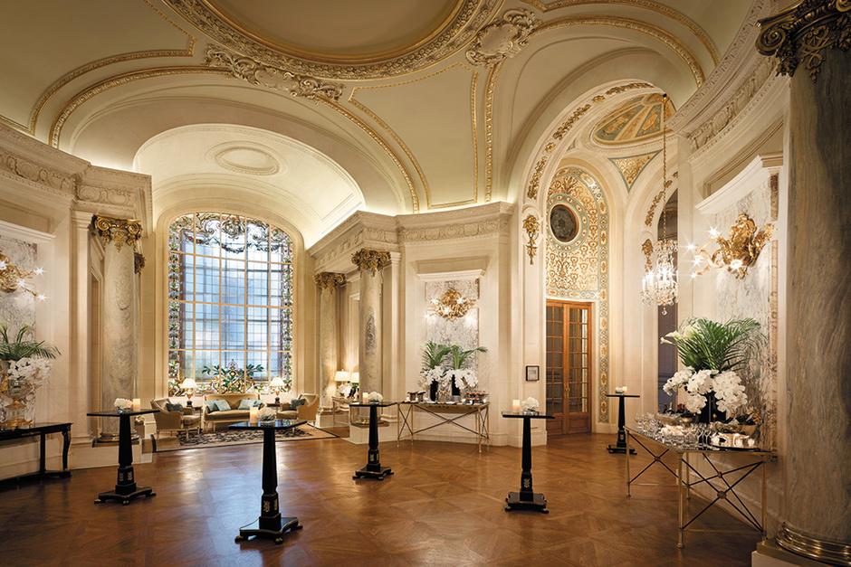 Галерея отеля