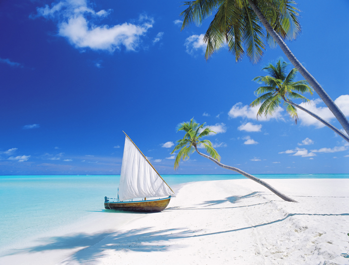 ELLE Inspiration: cамые красивые острова и отели Мальдив