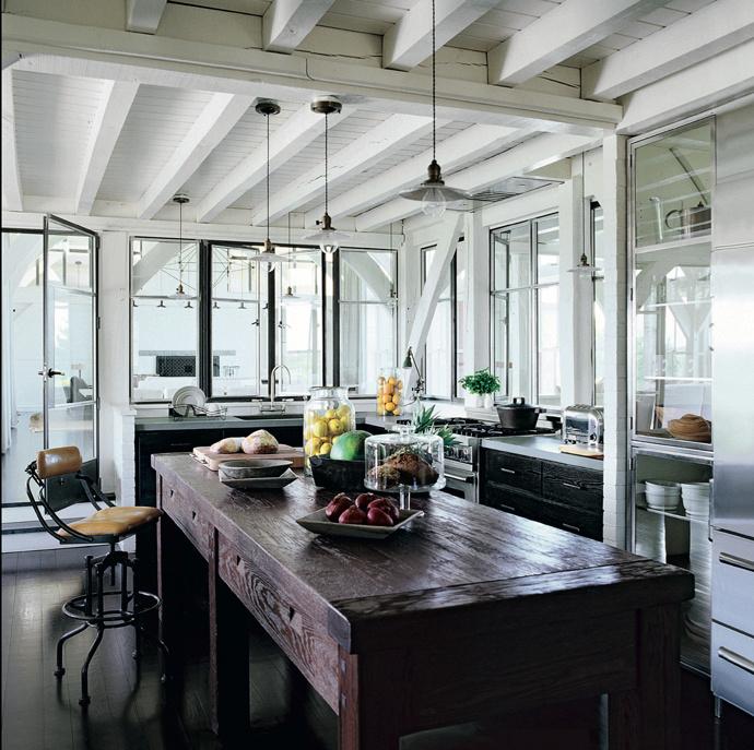 кухня Мэг Райан