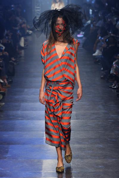 Неделя моды в Париже: день пятый | галерея [3] фото [3]