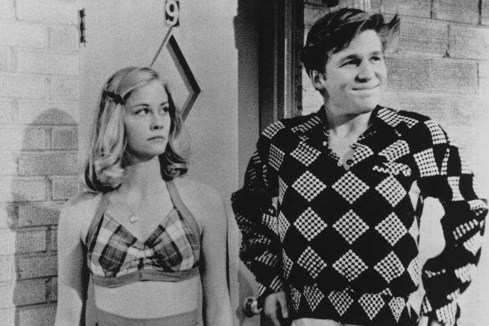 «Последний киносеанс» (The Last Picture Show), 1971