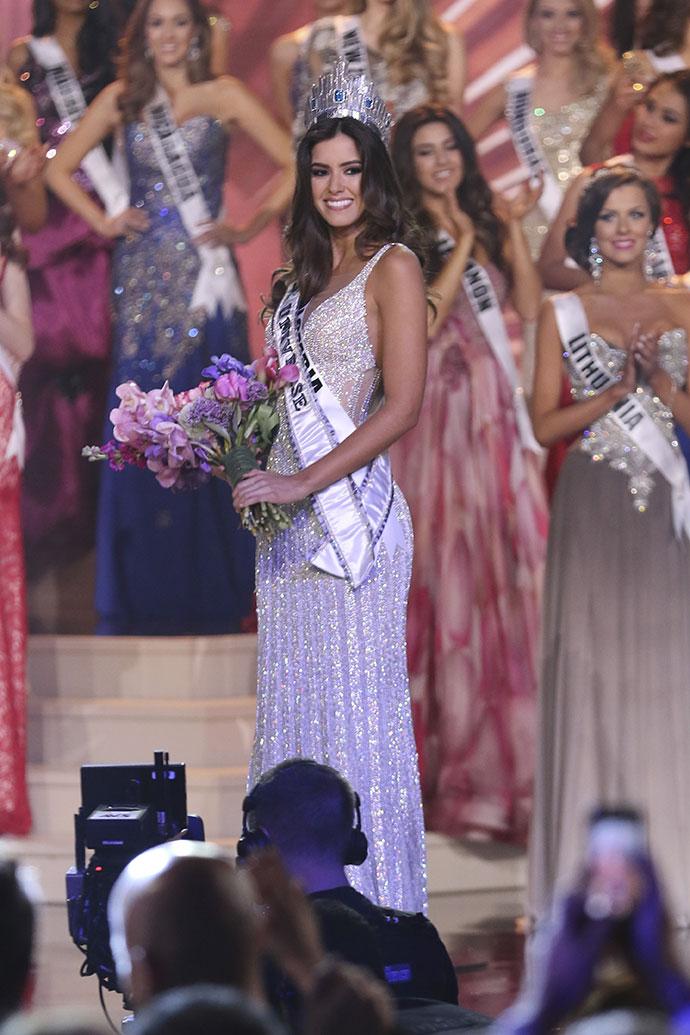 """Титул """"Мисс Вселенная"""" достался участнице из Колумбии"""