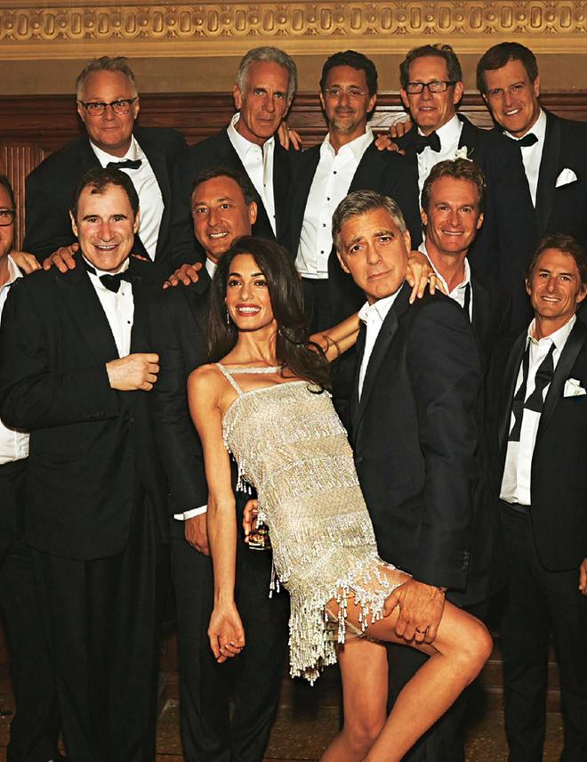 Миссис Клуни: стиль Амаль Аламуддин