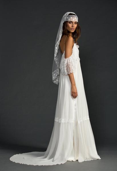 ЗАМУЖ НЕВТЕРПЕЖ: 10 самых красивых свадебных коллекций сезона | галерея [9] фото [2]