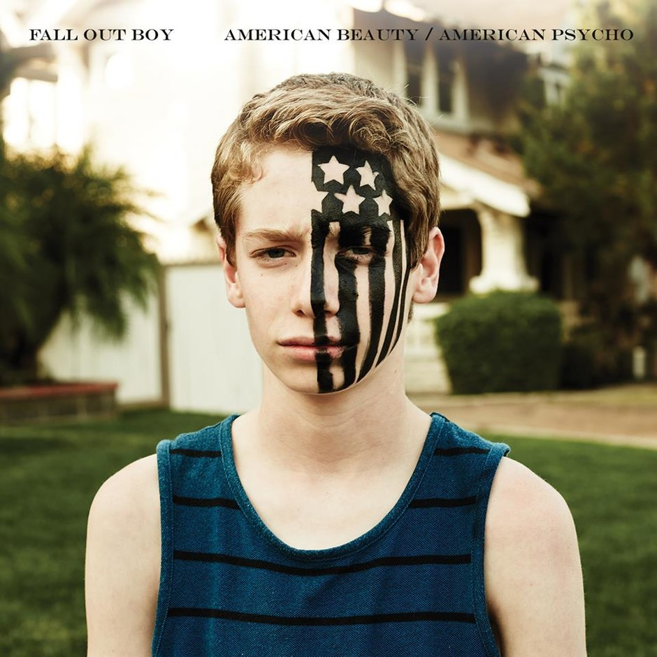 Fall Out Boy «American Beauty/American Psycho»