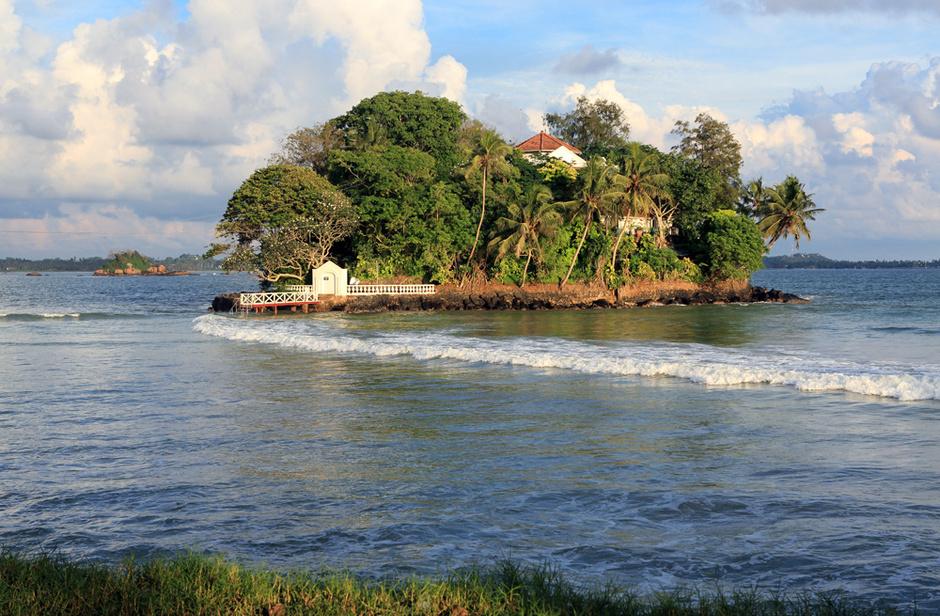 О. Тапробана, Шри-ланка