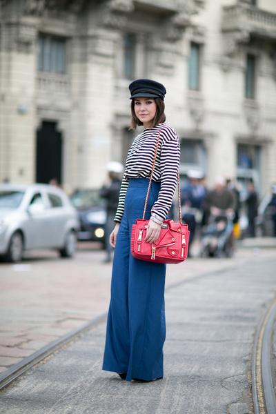 С чем носить джинсы осенью фото | галерея [5] фото [2]