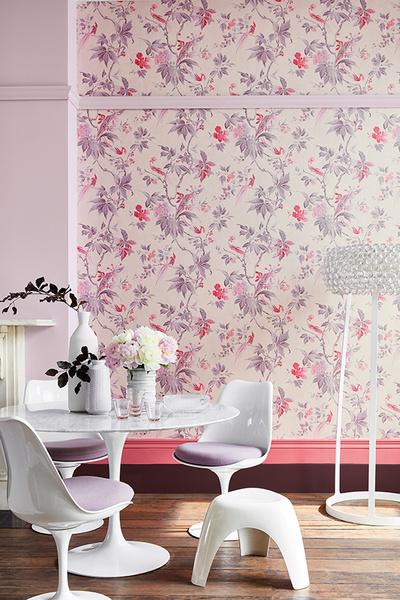 В розовом цвете: Little Greene выпустила капсульную коллекцию красок Pink   галерея [1] фото [4]