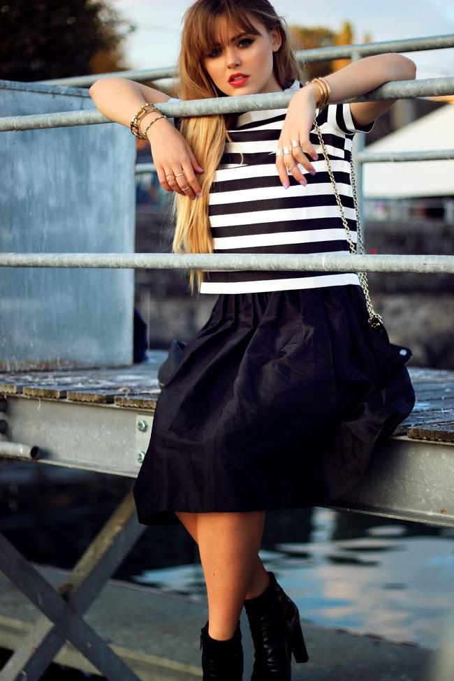 модные блогеры одежда