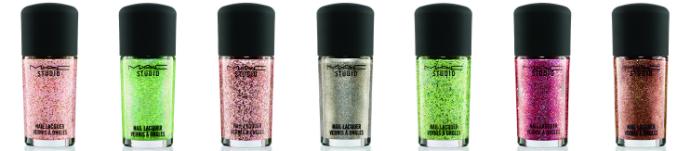 Коллекция лаков для ногтей Studio Nail Lacquer