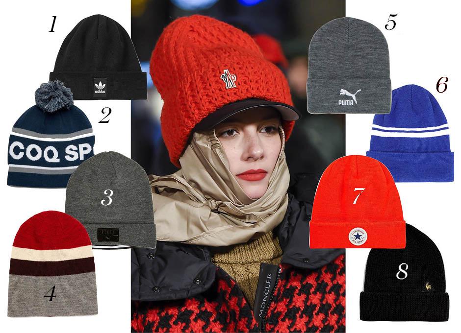 модные шапки 2016