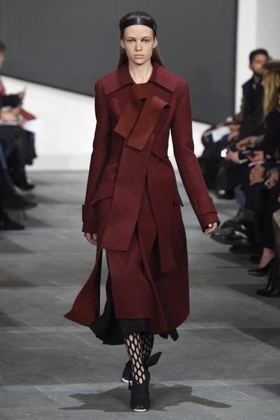Неделя моды в Нью-Йорке: 18 февраля | галерея [3] фото [4]