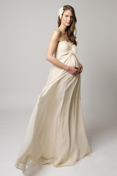 Свадебные платья для беременных невест | галерея [1] фото [2]