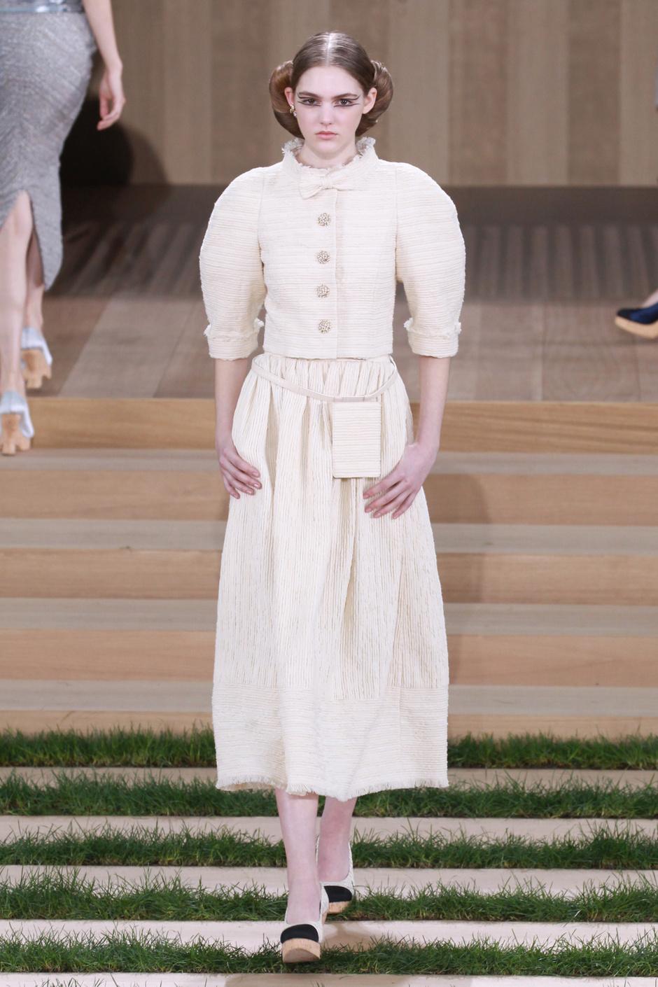 Chanel Haute Couture, весна-лета 2016