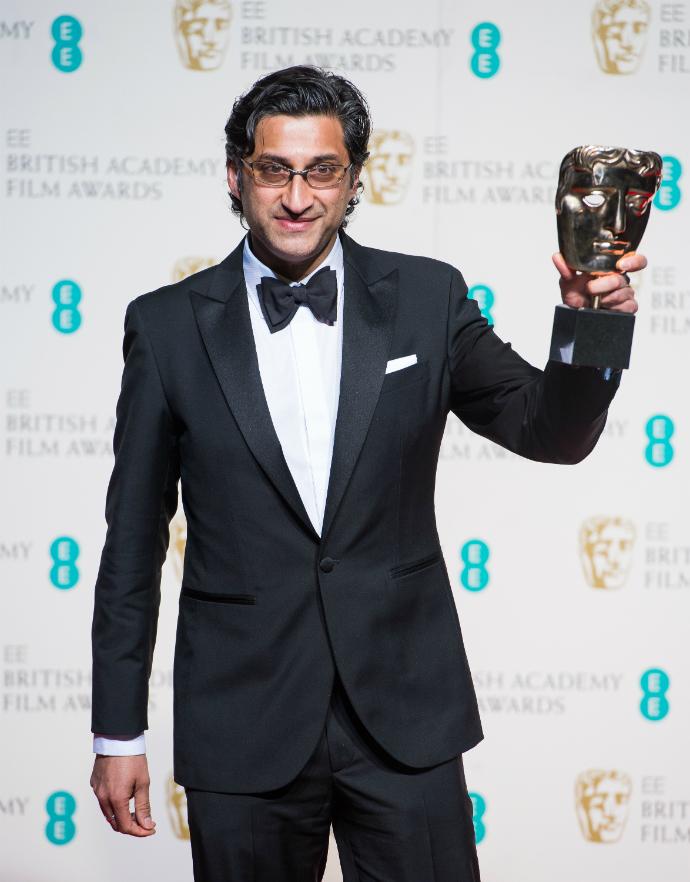 Победитель в номинации «лучший документальный фильм» Азиф Кападиа