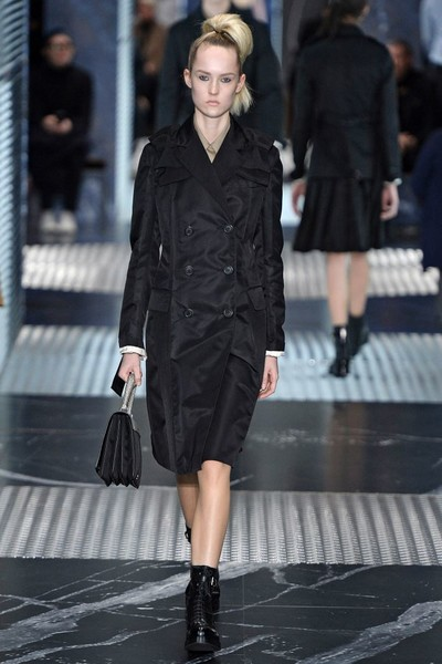 Бренд Prada представил на Неделе мужской моды в Милане сразу две коллекции | галерея [3] фото [13]