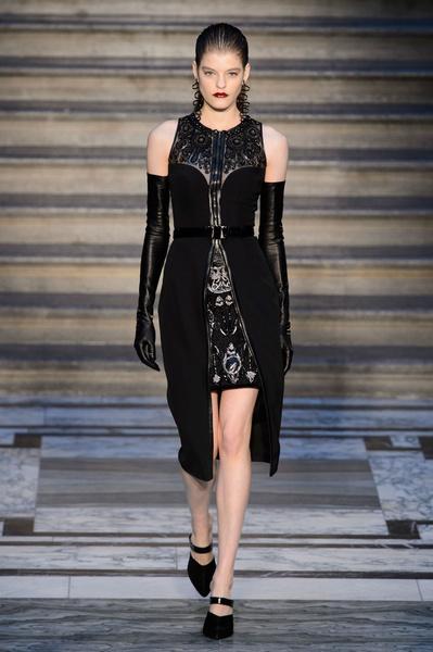 Неделя моды в Лондоне: 21 февраля | галерея [2] фото [16]