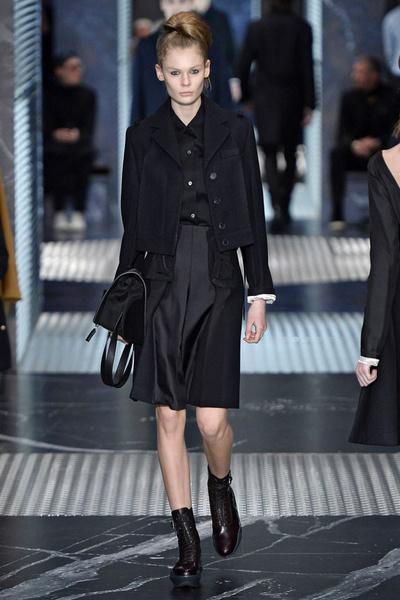 Бренд Prada представил на Неделе мужской моды в Милане сразу две коллекции | галерея [3] фото [6]