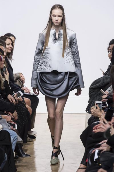 Самые красивые образы Недели моды в Лондоне | галерея [1] фото [61]