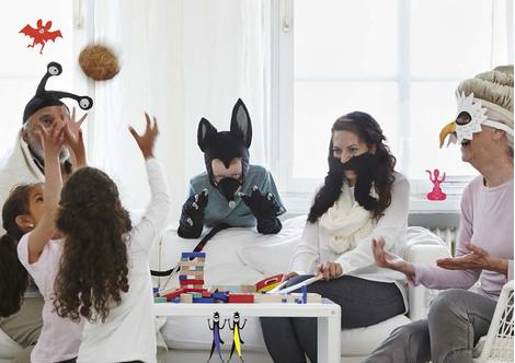 Вместе веселее: новая серия игр ЛАТТО в магазинах ИКЕА | галерея [1] фото [7]