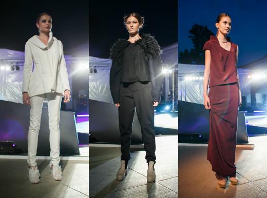 Британская высшая школа дизайна провела Fashion Degree Show 2013