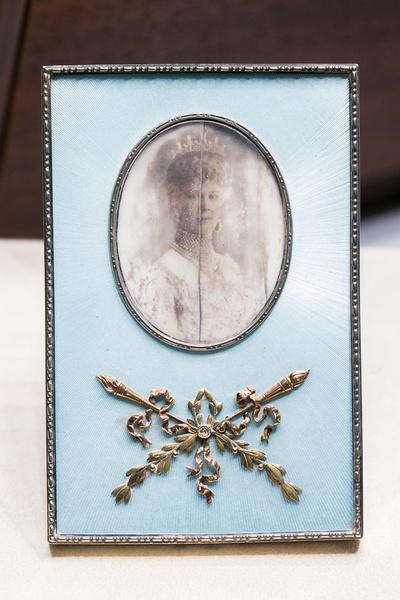 Выставка «Возвращенная история» в Музее Фаберже | галерея [1] фото [9]