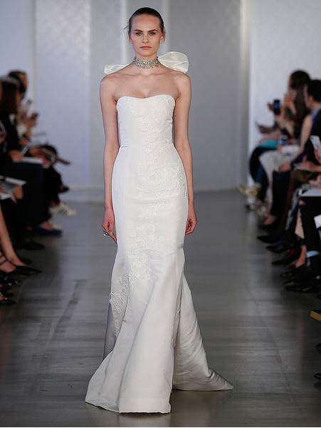 Лучшие коллекции Недели свадебной моды | галерея [3] фото [7]