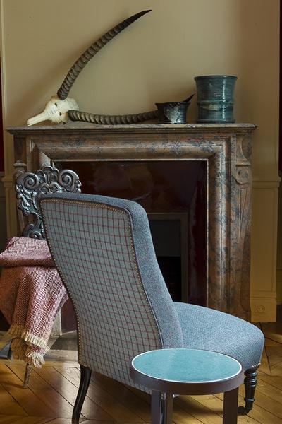 Ткани и аксессуары для дома от Sequana | галерея [1] фото [9]