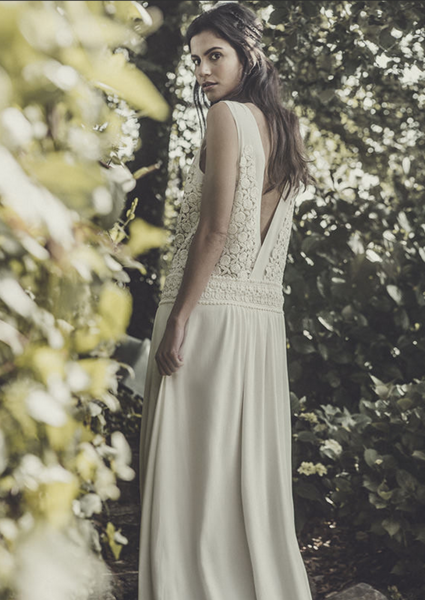 ЗАМУЖ НЕВТЕРПЕЖ: 10 самых красивых свадебных коллекций сезона | галерея [2] фото [8]