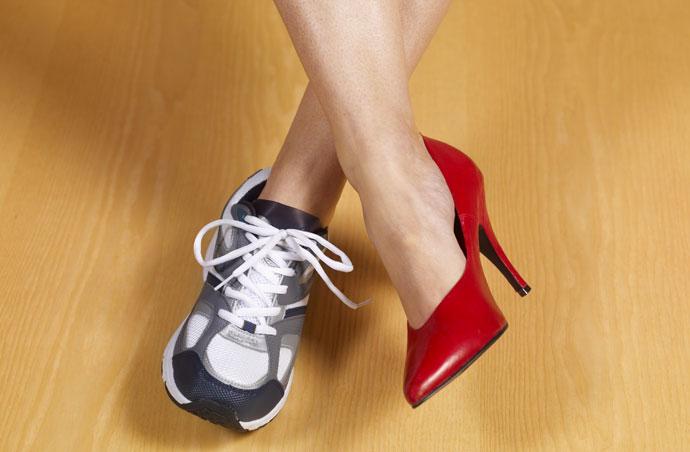 Важные советы для тех, кто ходит на каблуках
