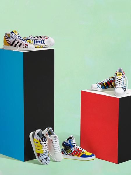 Рита Ора создала новую коллекцию для adidas Originals | галерея [1] фото [1]