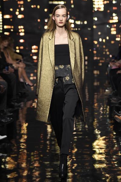 Лучшие показы Недели моды в Нью-Йорке: 16 февраля | галерея [1] фото [2]