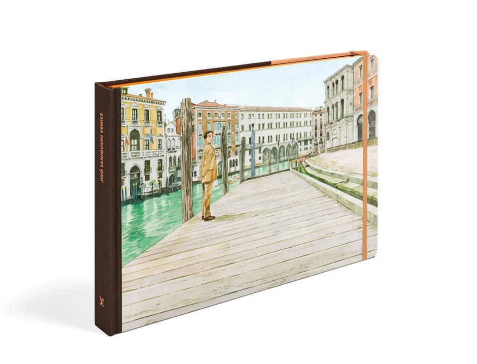 Louis Vuitton представит две новые в коллекции Travel Book