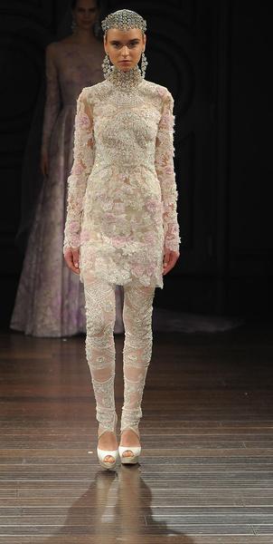 Лучшие коллекции Недели свадебной моды | галерея [5] фото [3]