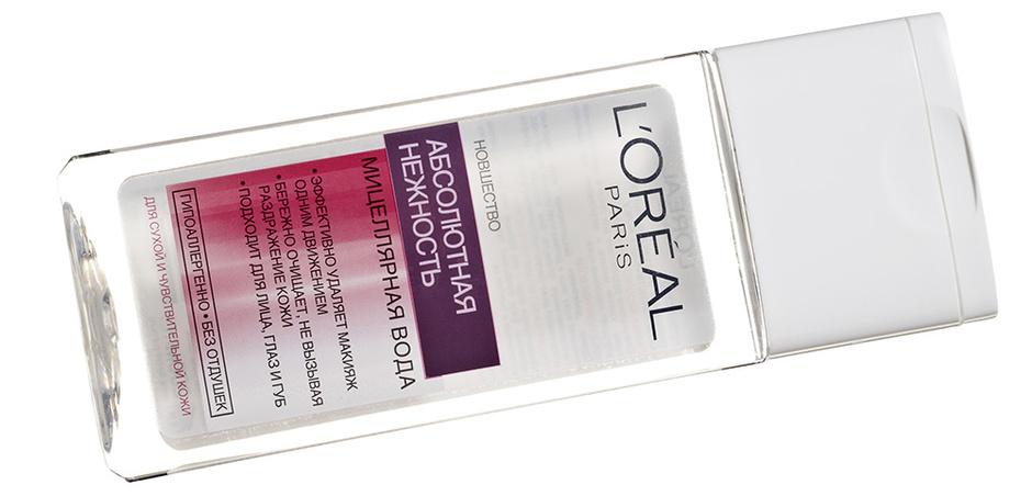 мицеллярная вода L'Oréal Paris