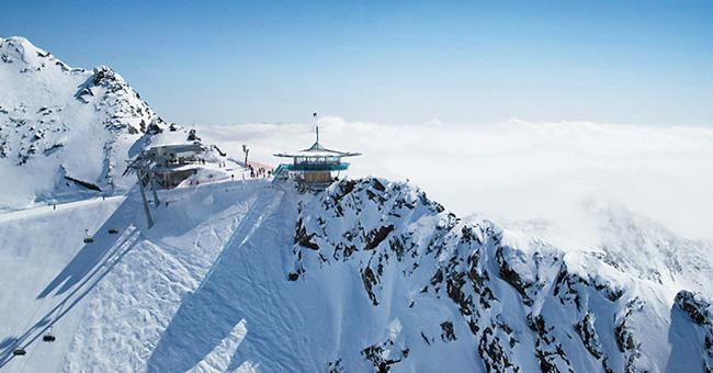 зимние каникулы в Австрии
