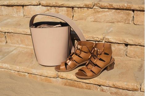 Восток – дело тонкое: новая коллекция обуви «Эконика» | галерея [1] фото [9]