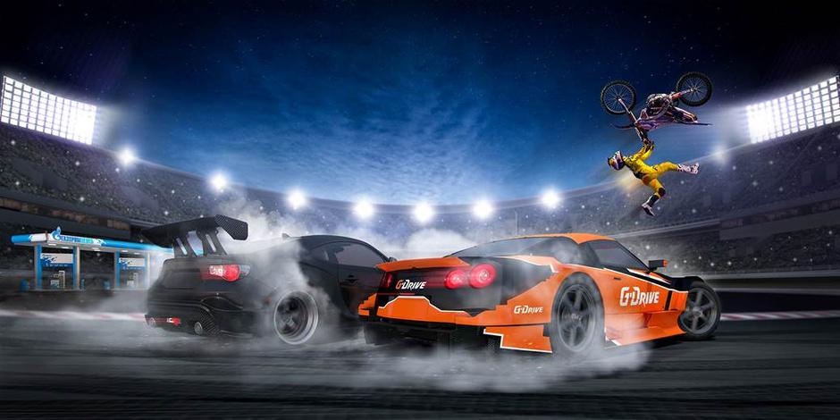 Мировая премьера автомобильного блокбастера «Гонка Тысячелетия»