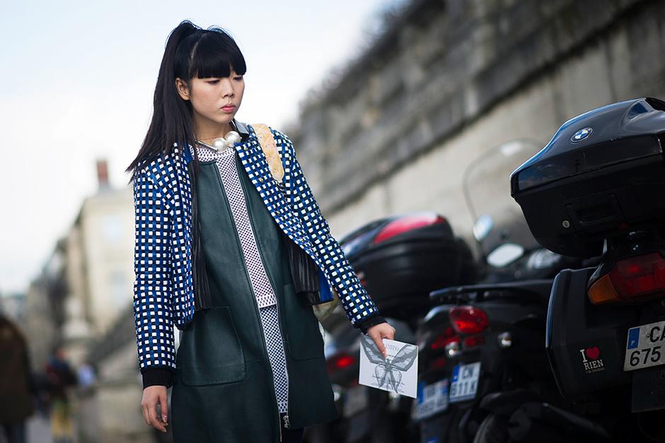 Сюзанна Лау, автор блога Style Bubble
