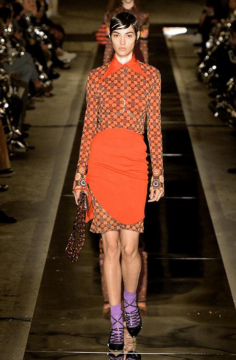 Главное о показе Givenchy в Париже