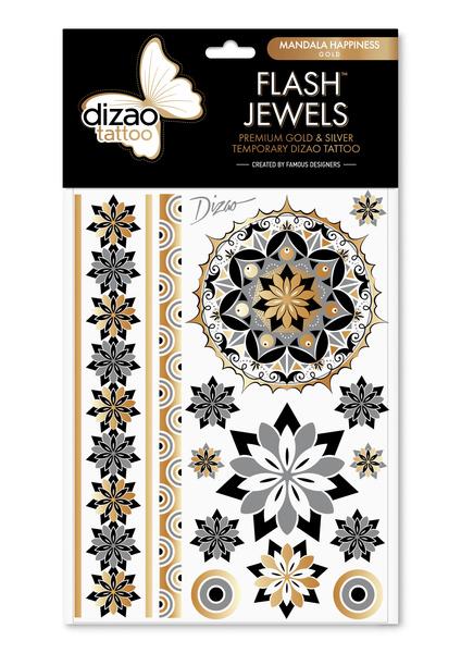 Быстро и просто: коллекция флеш-тату Dizao Tattoo | галерея [1] фото [7]