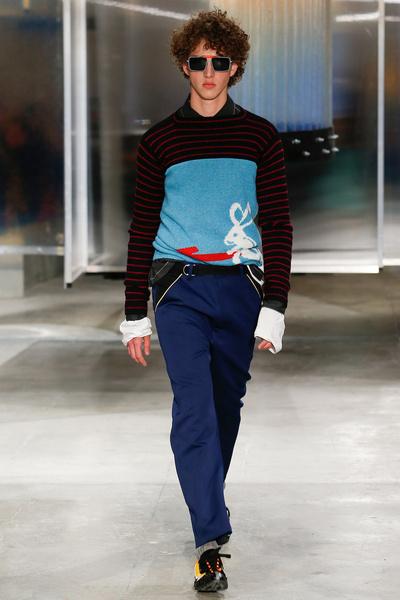 Неделя мужской моды в Милане: лучшие показы | галерея [2] фото [13]