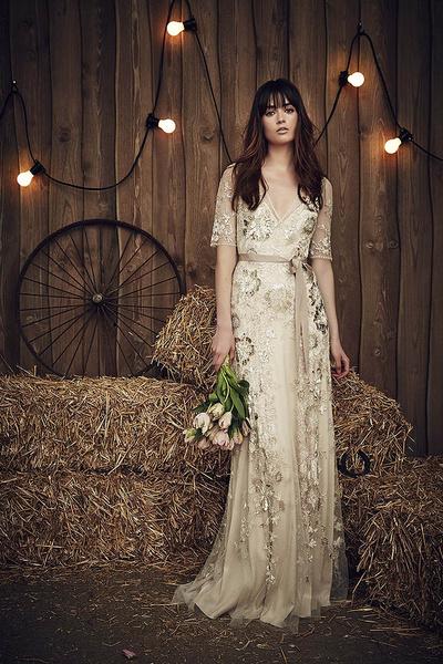 Лучшие коллекции Недели свадебной моды | галерея [6] фото [9]