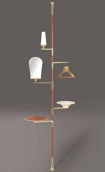 Выставка Objets Nomades от модного дома Louis Vuitton | галерея [1] фото [8]
