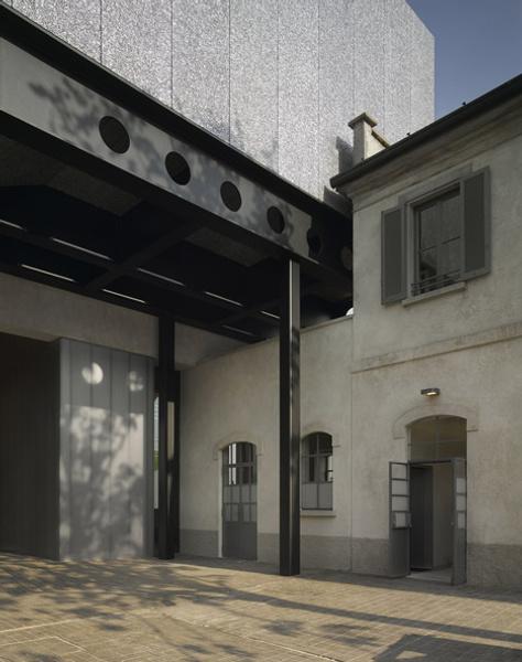 Фонд Prada открывает новую арт-галерею | галерея [1] фото [8]
