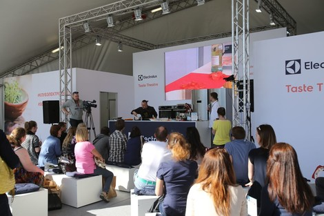 Гастрономический фестиваль Taste of Moscow прошел при поддержке компании Electrolux   галерея [1] фото [7]